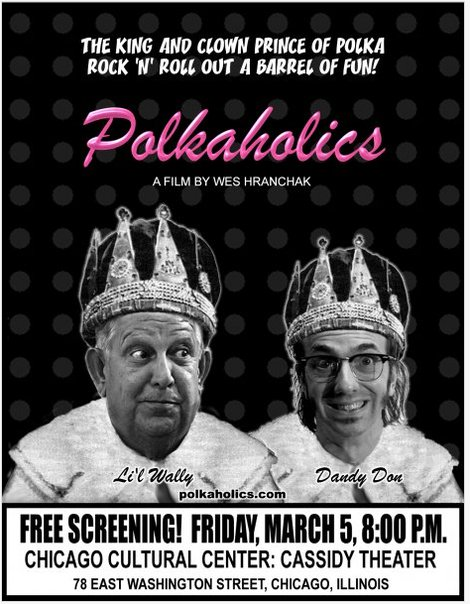 the polkaholics movie poster
