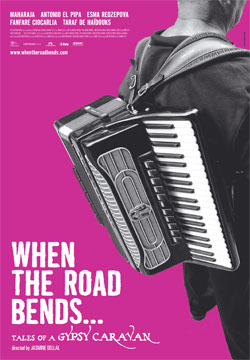 when the road bends poster