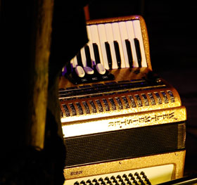 rubin accordion backstage