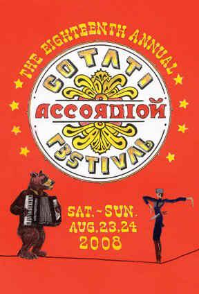 cotati fest poster 2008