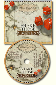 cover art of shake those bones