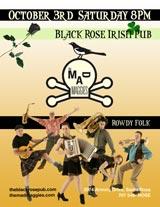 black rose 2009