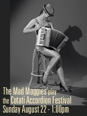 mad maggies at cotati squeeze fest