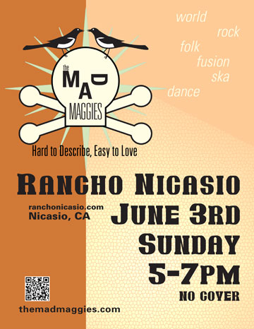 rancho nicasio poster