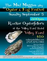 Oyste and Fog festival