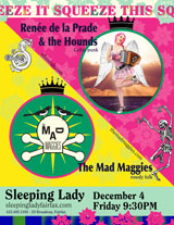sleeping lady december 09