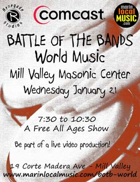 mill valley battle of the bands