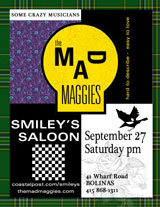 smileys saloon sept  2008