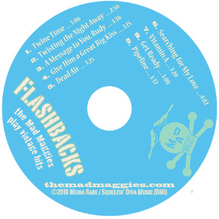 flashbacks disc