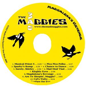 magdalena's revenge disc
