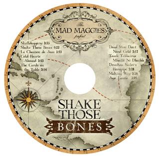 shake those bones disc