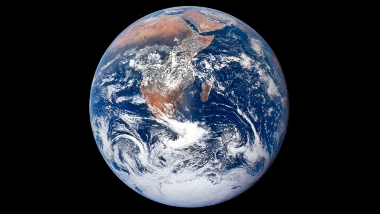 For Earth Day: Heaven on this Earth